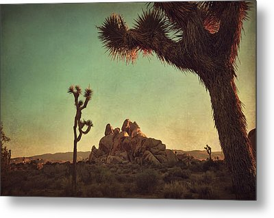 Looming Metal Print by Laurie Search