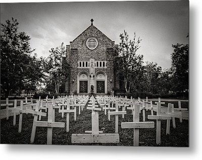 Lord Knows Metal Print by Pixel Perfect by Michael Moore