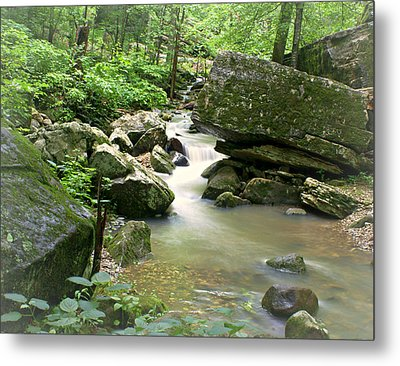 Lost Valley 2 Metal Print by Marty Koch