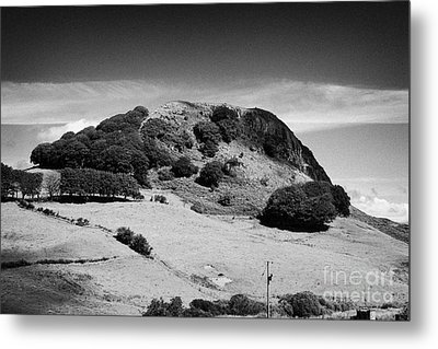 Loudoun Hill East Ayrshire Scotland Uk United Kingdom Metal Print