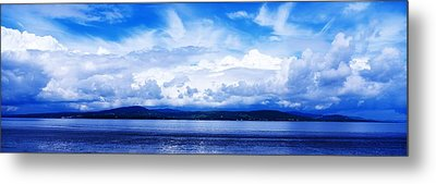 Lough Swilly, County Donegal, Ireland Metal Print by The Irish Image Collection