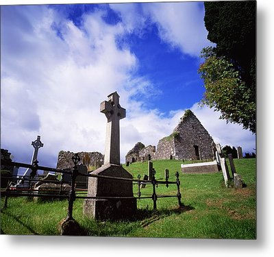 Loughinisland, Co. Down, Ireland Metal Print by The Irish Image Collection