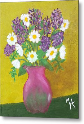 Lovely Lavender Metal Print