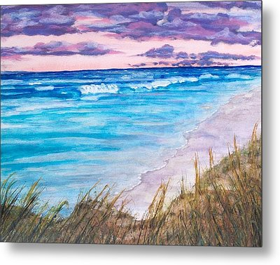 Low Tide Metal Print by Jeanette Stewart