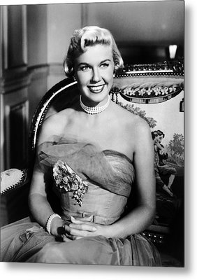 Lullaby Of Broadway, Doris Day, 1951 Metal Print by Everett