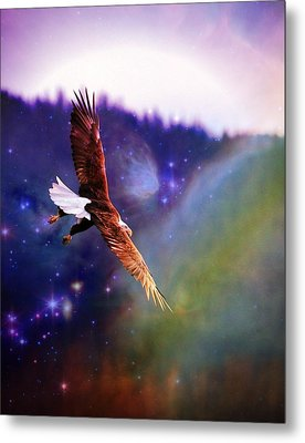 Magical Moment 2 Metal Print by Carrie OBrien Sibley