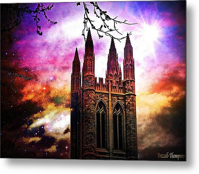 Majestic Metal Print by Michelle Frizzell-Thompson