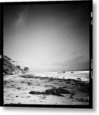 Metal Print featuring the photograph Malibu Peace And Tranquility by Nina Prommer