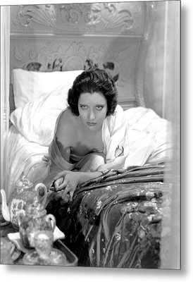 Mandalay, Kay Francis, 1934 Metal Print by Everett
