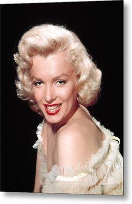Marilyn Monroe, C. Mid-1950s Metal Print by Everett