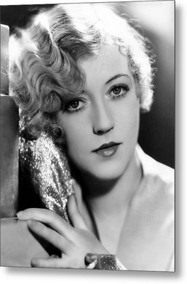 Marion Davies, 1928 Metal Print by Everett