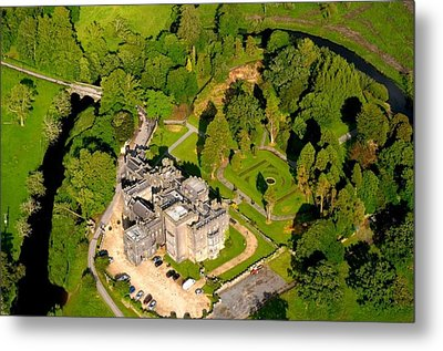 Markree Castle Metal Print