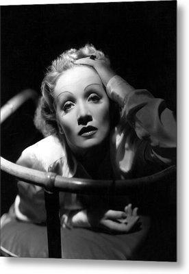 Marlene Dietrich, 1930s Metal Print by Everett