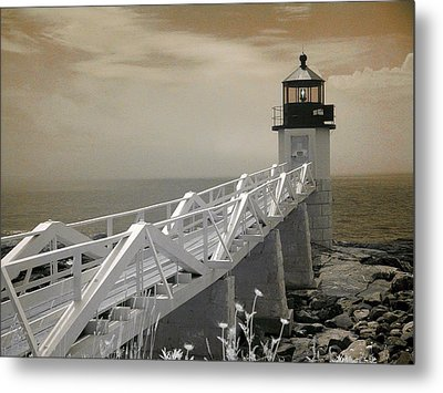 Marshall Point Metal Print by PMG Images