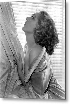 Mary Pickford, 1935 Metal Print by Everett