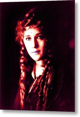 Mary Pickford 2 Metal Print by Steve K