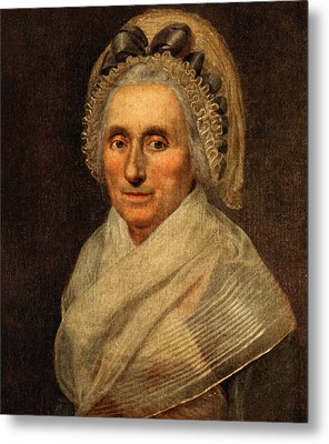 Mary Washington - First Lady  Metal Print by International  Images