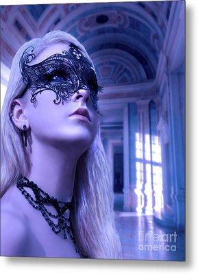 Masquerade Ball  Metal Print by Eugene James