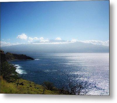 Maui Wonder Metal Print