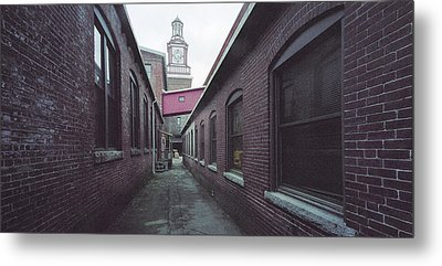 Maynard Mills Metal Print by Jan W Faul