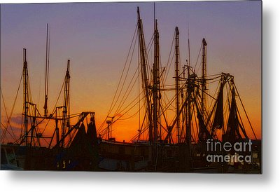 Mayport Metal Print by Lydia Holly