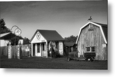 Mementos From The Past II Metal Print by Steven Ainsworth