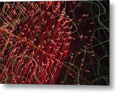 Migration Metal Print by Dean Bennett
