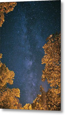 Metal Print featuring the photograph Milky Way by Brian Duram