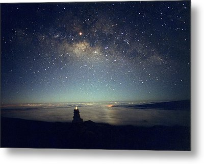 Milky Way Metal Print by Magrath Photography