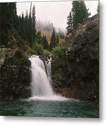 Metal Print featuring the photograph Mineral Water by Brian Duram