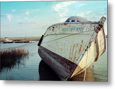 Miss Tiffany Metal Print by Patricia Greer