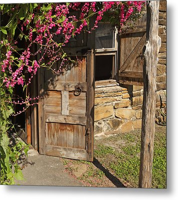 Metal Print featuring the photograph Mission San Jose 3 by Susan Rovira