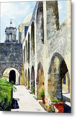 Mission San Jose Metal Print