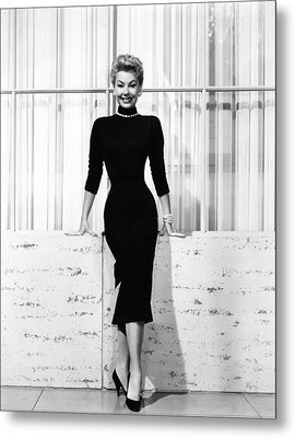 Mitzi Gaynor, Ca. 1950s Metal Print by Everett