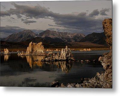 Mono Lake At Sunrise Metal Print