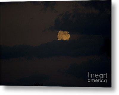 Moon Rising 04 Metal Print by Thomas Woolworth
