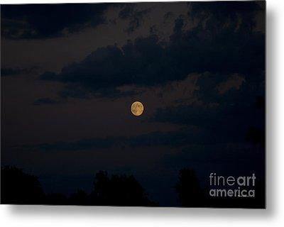 Moon Rising 06 Metal Print by Thomas Woolworth