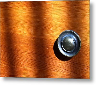 Metal Print featuring the photograph Morning Shadows by Bill Owen