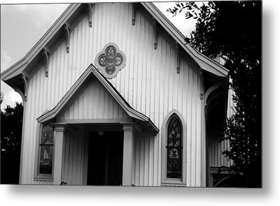 Mount Olivet Church Metal Print