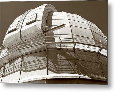 Mount Wilson Observatory Metal Print by Lorraine Devon Wilke