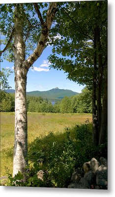 Mt. Chocorua Summer Vertical Metal Print