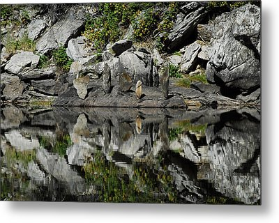 Mt Five Metal Print