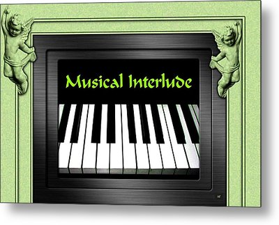 Musical Interlude   Metal Print