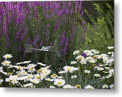 My Garden 1 Metal Print