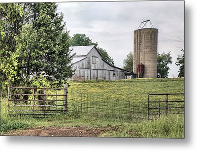 My Kind Of Gated Community  Metal Print by JC Findley