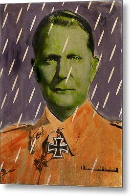 Nasi Goering Metal Print