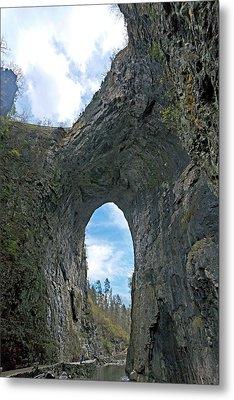 Natural Bridge Virginia2  Metal Print