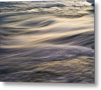 Natural Fresh Drinking Water Metal Print by Arctic-Images