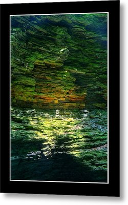 Natural Light Metal Print by Matthew Green