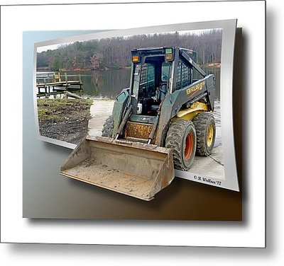 Need A Lift Metal Print by Brian Wallace
